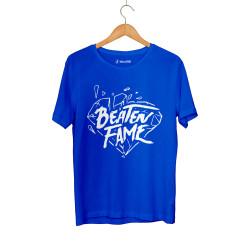 E.O. Beatenfame - HH - Elçin Orçun Beaten Fame Diamond Mavi T-shirt