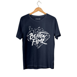E.O. Beatenfame - HH - Elçin Orçun Beaten Fame Diamond Lacivert T-shirt