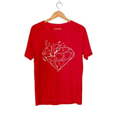 HH - Elçin Orçun Diamond Kırmızı T-shirt
