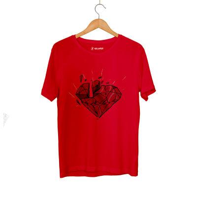HH - Elçin Orçun Red Diamond Kırmızı T-shirt