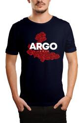 HH - Gazapizm Argo İzmir Rose Lacivert T-shirt - Thumbnail
