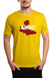 HH - Gazapizm Argo İzmir Rose Sarı T-shirt - Thumbnail