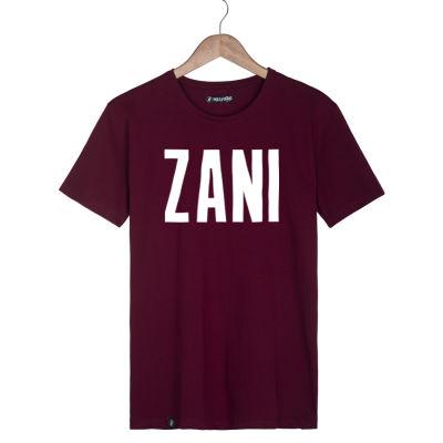 Gazapizm - HH - Gazapizm Zanı Bordo T-shirt