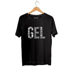 HollyHood - HollyHood - Gel Siyah T-shirt