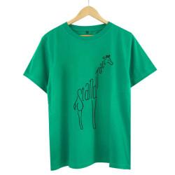 Glitch & Trap - HollyHood - Glict & Trap Stand Tall Yeşil T-shirt ( ÖN SİPARİŞ )