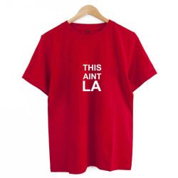 Glitch & Trap - HollyHood - Glict & Trap TAL Kırmızı T-shirt ( ÖN SİPARİŞ )