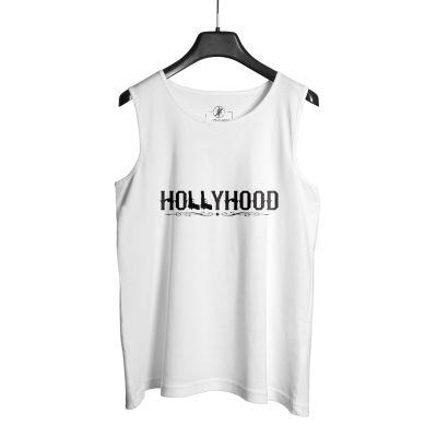 HH - Hollyhood Gun Beyaz Atlet