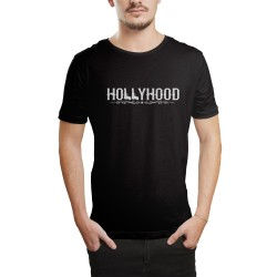 HollyHood - HH - Hollyhood Gun Siyah T-shirt (1)