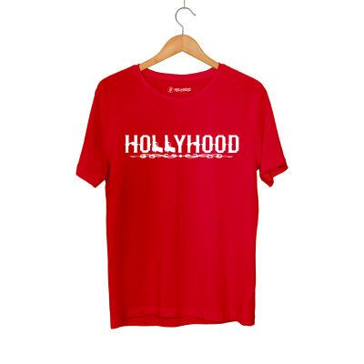 HH - Hollyhood Gun Kırmızı T-shirt