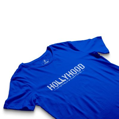 HH - Hollyhood Gun Mavi T-shirt