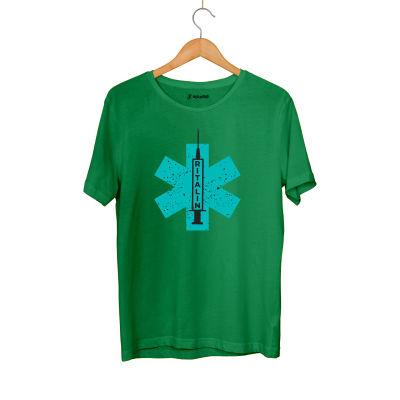 Hollyhood - Hidra Ritalin Yeşil T-shirt