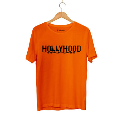 HH - Hollyhood Gun Turuncu T-shirt