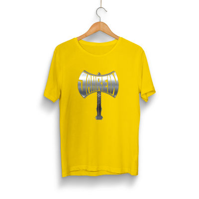 HH - Jahrein Balta Sarı T-Shirt