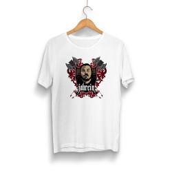 Jahrein - HH - Jahrein Lord Beyaz T-Shirt