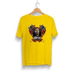 Jahrein - HH - Jahrein Lord Sarı T-Shirt