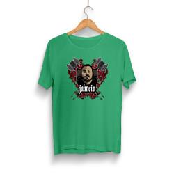 Jahrein - HH - Jahrein Lord Yeşil T-Shirt