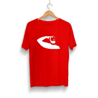 HH - Jahrein Salut Kırmızı T-shirt
