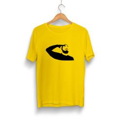 Jahrein - HH - Jahrein Salut Sarı T-shirt