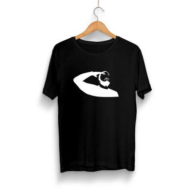 HH - Jahrein Salut Siyah T-shirt