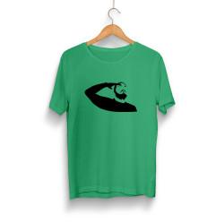 Jahrein - HH - Jahrein Salut Yeşil T-shirt