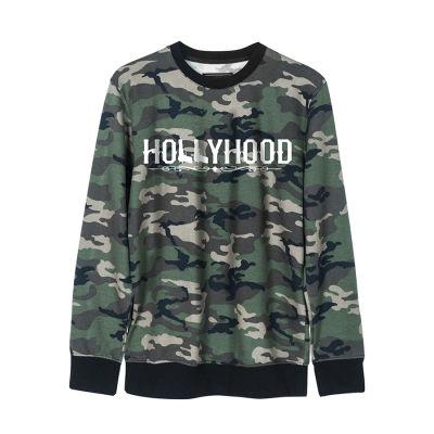 HH - HollyHood Kamuflaj Sweatshirt