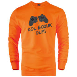 HH - Kol Bozuk Sweatshirt - Thumbnail