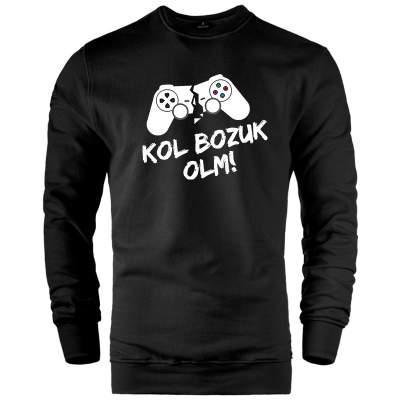 Gamer - HH - Kol Bozuk Sweatshirt