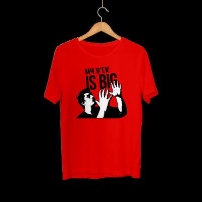 Levo - HH - Levo D*ck Kırmızı T-shirt