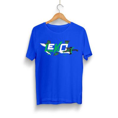 HH - Levo Kılıç Mavi T-shirt