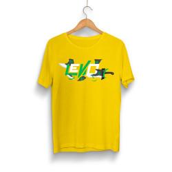 Levo - HH - Levo Kılıç Sarı T-shirt