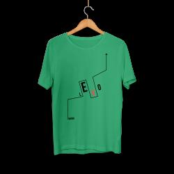 Levo - HH - Levo Logo Yeşil T-shirt