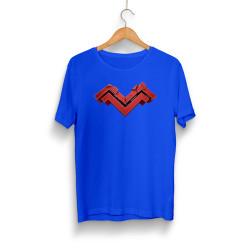 Mithrain - HH - Mithrain Logo Mavi T-shirt