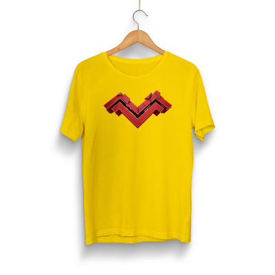 HH - Mithrain Logo Sarı T-shirt