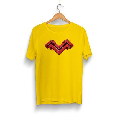 Mithrain - HH - Mithrain Logo Sarı T-shirt