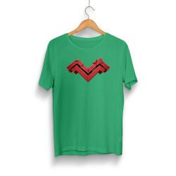 Mithrain - HH - Mithrain Logo Yeşil T-shirt