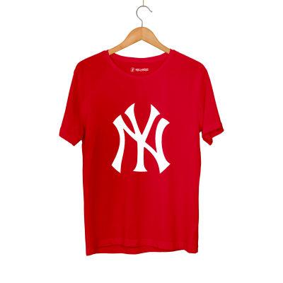 HH - NY Big Kırmızı T-shirt