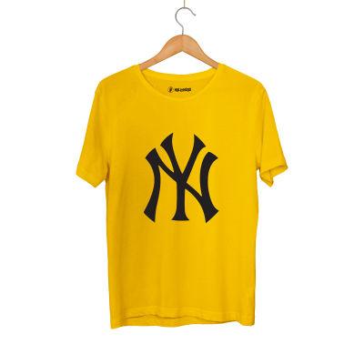HH - NY Big Sarı T-shirt