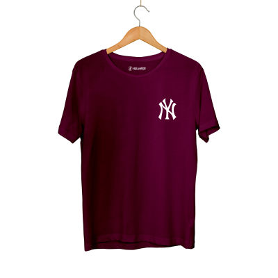 HH - NY Small Bordo T-shirt