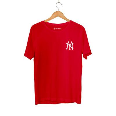 HH - NY Small Kırmızı T-shirt