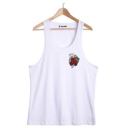 HH - Jora Rebel Rose Beyaz Atlet - Thumbnail