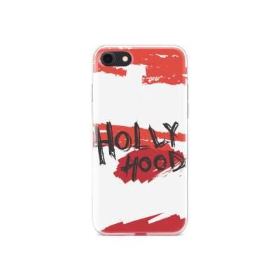 HH - Özel Kılıf Tasarım Kırmızı Beyaz LOGO