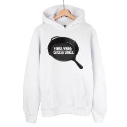 PUBG - HH - PUBG Tava Beyaz Hoodie