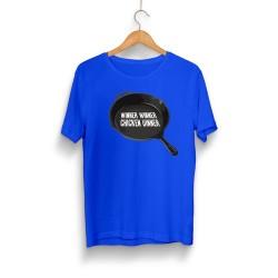 PUBG - HH - PUBG Tava Mavi T-shirt