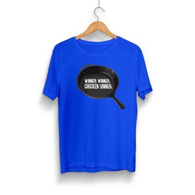 HH - PUBG Tava Mavi T-shirt