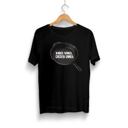 PUBG - HH - PUBG Tava Siyah T-shirt