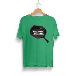 PUBG - HH - PUBG Tava Yeşil T-shirt