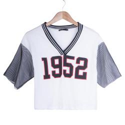 HollyHood - 1952 Kadın Beyaz T-shirt