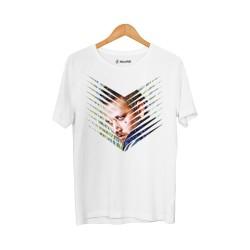 Şanışer - HollyHood - Şanışer Pinales Beyaz T-shirt ( ÖN SİPARİŞ )