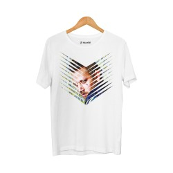 Şanışer - HollyHood - Şanışer Pinales Beyaz T-shirt