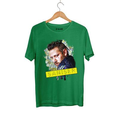 HH - Şanışer Jungle Yeşil T-shirt